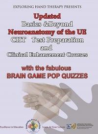 Basics and Beyond ® Neuroanatomy and Sensory Re-education of the UE