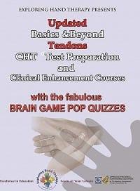 Basics and Beyond ® Flexor and Extensor Tendons