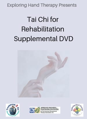 Tai Chi for Rehabilitation Supplemental DVD