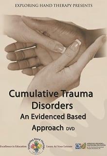 Cumulative Trauma Disorders: An Evidenced-Based Approach