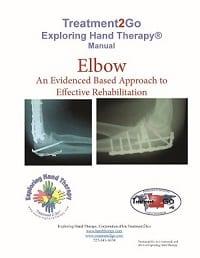 Elbow:  An Evidenced Based Approach to Effective Rehabilitation
