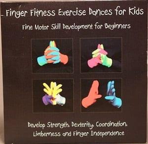 Finger Fitness Exercise Dances for Kids – No CE