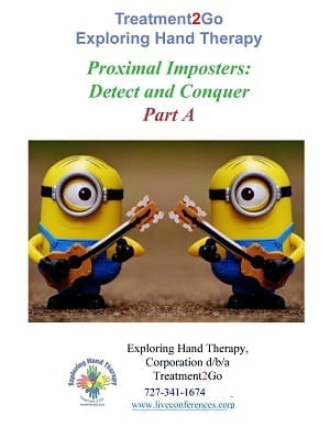 Proximal Imposters  Detect and Conquer Part A