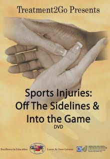 Sports Injuries:  Off the Sideline and Into the Game